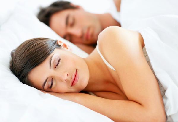 Posturas para dormir cómodo